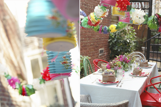 Spring party inspiration from kate headley holidays entertaining