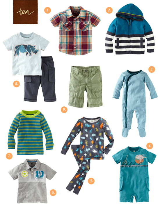 23e1b03081c1 Our favorite baby boy clothes