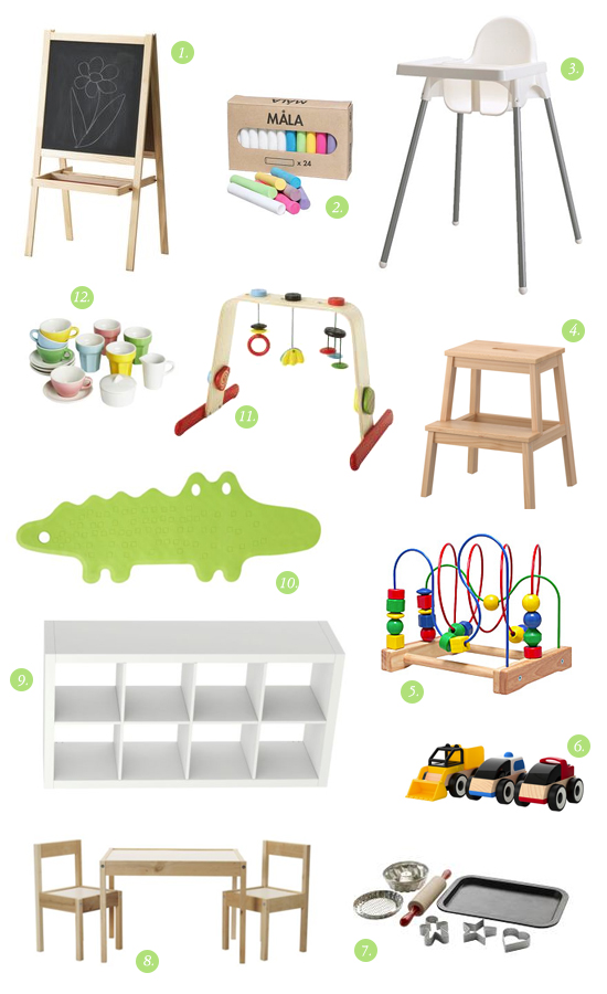ikea must haves for babies and kids baby registry products 100 layer cakelet. Black Bedroom Furniture Sets. Home Design Ideas