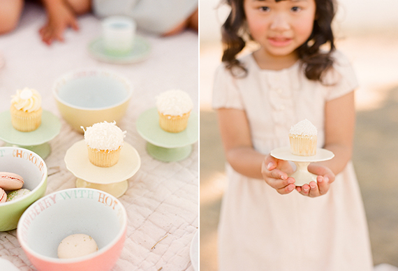 Girls picnic playdate by Jubilee Lau Events | 100 Layer Cakelet