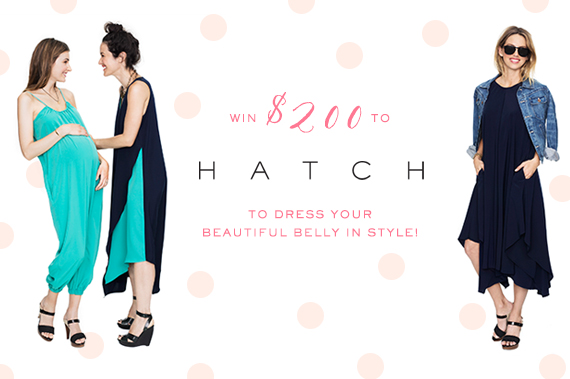 HATCH Collection giveaway on 100 Layer Cakelet