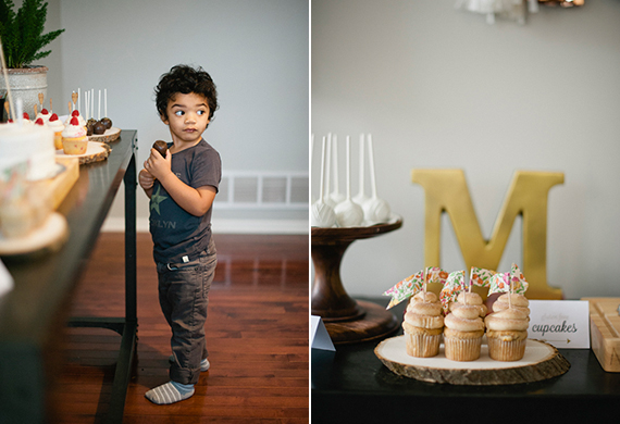 Malia's first birthday | Melissa Oholendt | 100 Layer Cakelet