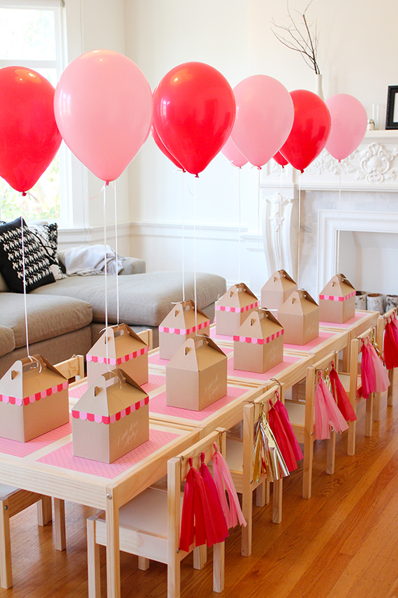 Attractive Kids Party Craft Ideas Part - 13: Hello Kitty 2nd Birthday Party | Gloria Wong Design | 100 Layer Cakelet