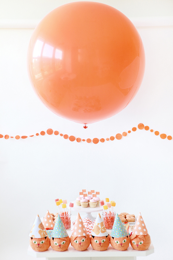 Peachy 4th birthday from Avery and Augustine | 100 Layer Cakelet