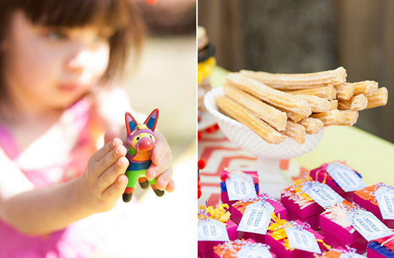 Dotty's 3rd birthday fiesta by Bows & Arrows   100 Layer Cakelet