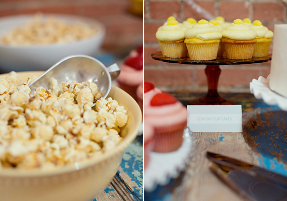 Modern boy's baby shower | 100 Layer Cakelet