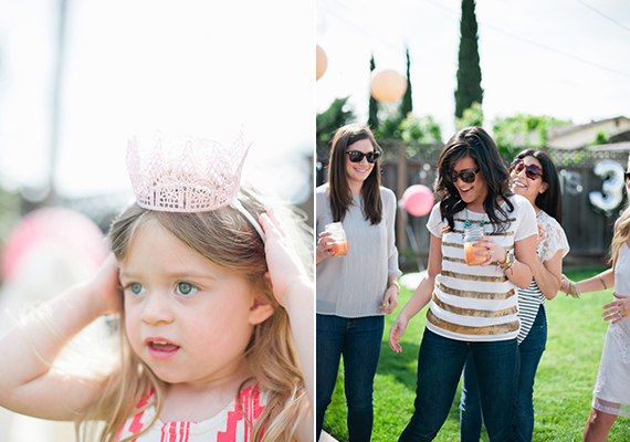 Girly 3rd birthday party | Beijos Events & Cassie Green Photo | 100 Layer Cakelet