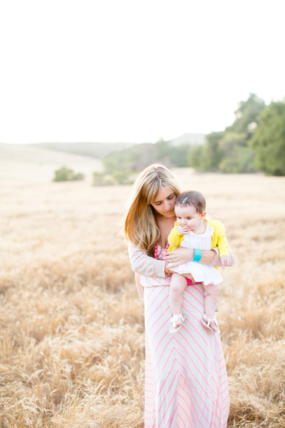 Mother-daughter style | Jen Lauren Grant Photography | 100 Layer Cakelet