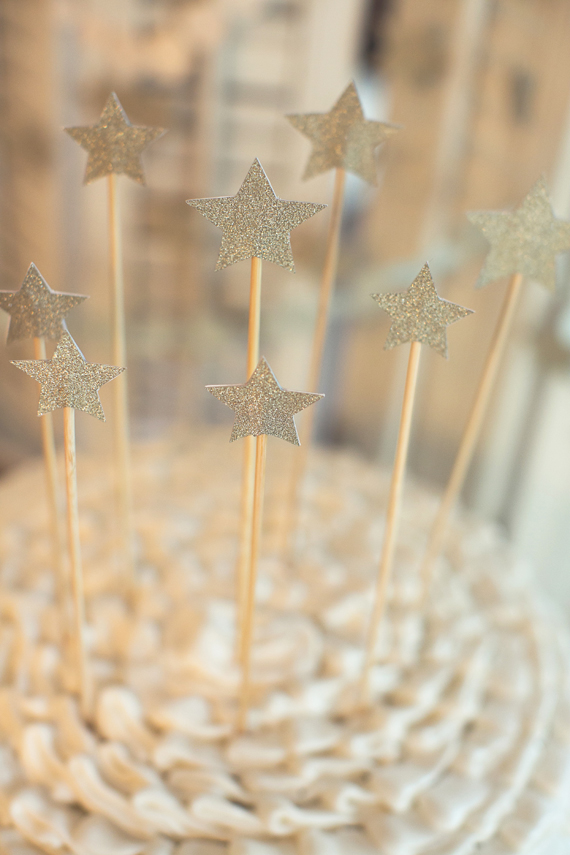 Twinkle Twinkle Little Star baby shower | 100 Layer Cakelet