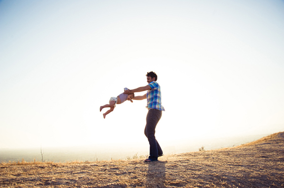Father-daughter photos by Mercie Ghimire | 100 Layer Cakelet