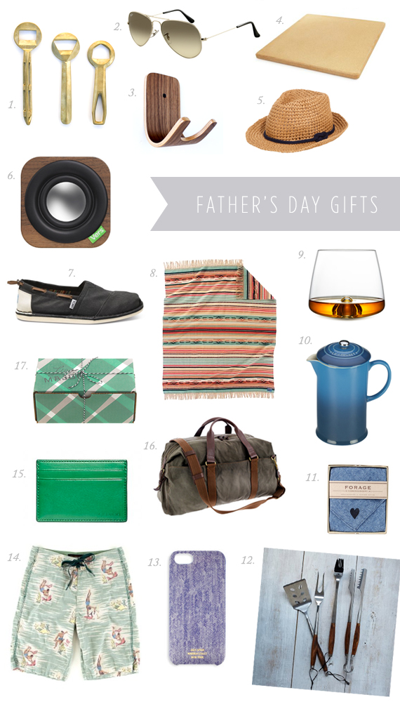 Father's Day gift ideas | 100 Layer Cakelet
