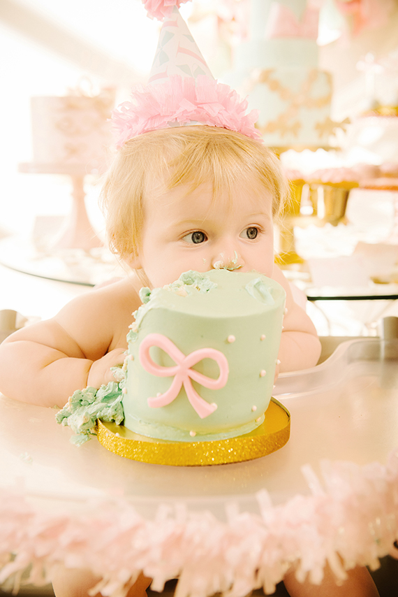 Blake's 1st birthday | Sweet & Saucy Shop | 100 Layer Cakelet