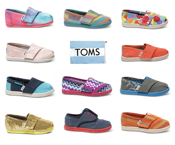 Http Www Toms Com Kids Tiny Shoes