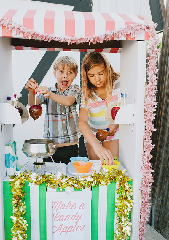 Summer Family movie night | Styling by Jesi Haack Design | Photos by Jack and Lola Photography
