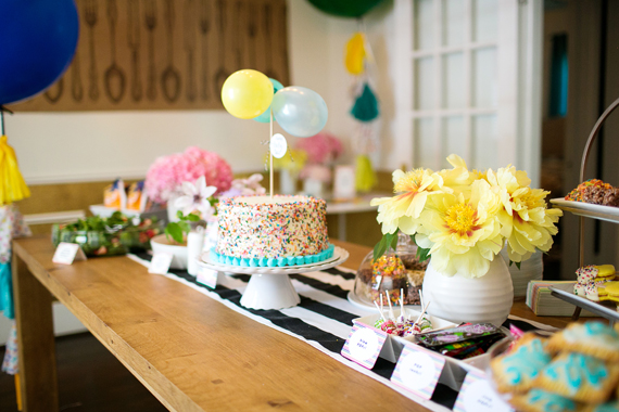"Ready to ""Pop"" baby shower for Alicia 