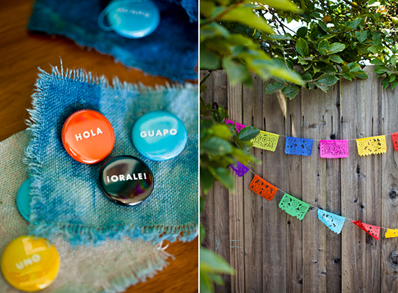 Forrest's 1st birthday fiesta | Chris and Kristen Photography | 100 Layer Cakelet