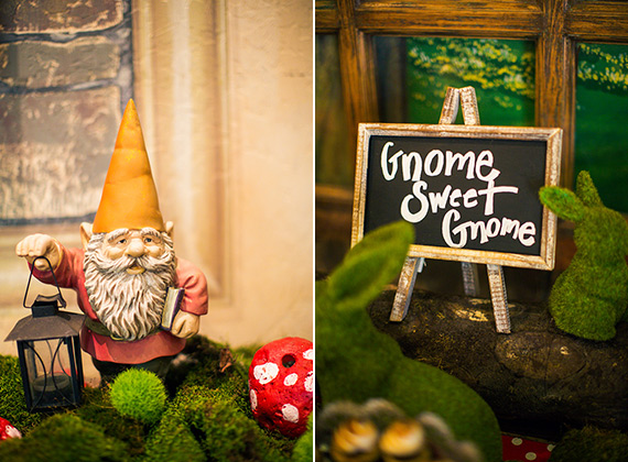 Gnome 4th birthday party | 100 Layer Cakelet
