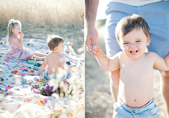 Bay area summer family photos by Cassie Green   100 Layer Cakelet