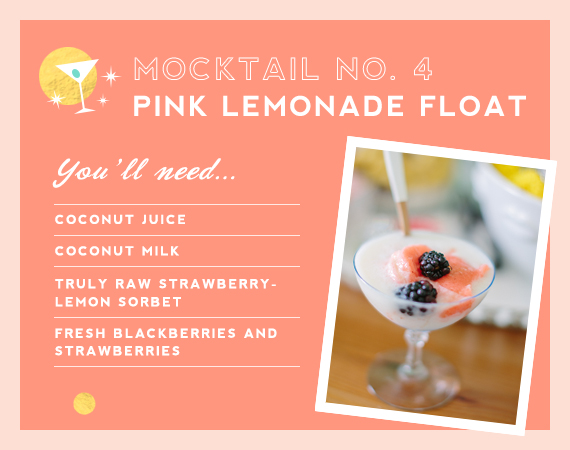 Pink Lemonade mocktail from Mrs. Lilien and The Hostess Haven | 100 Layer Cakelet