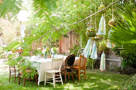 Garden Baby Shower Ideas ikea veggie garden baby shower Modern Garden La Baby Shower Chris And Kristen Photography 100 Layer Cakelet