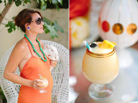 Mrs Lilien's mocktails with The Hostess Haven | 100 Layer Cakelet