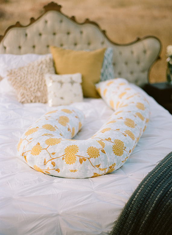Bump Nest pregnancy pillows | 100 Layer Cakelet