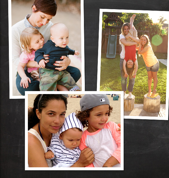 Inspiring moms: Crafting Community founders Stacy, Karen, and Tait | 100 Layer Cakelet