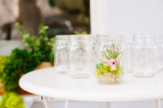 DIY terrariums for Hayden's 3rd birthday | Shop Sweet Things | 100 Layer Cakelet