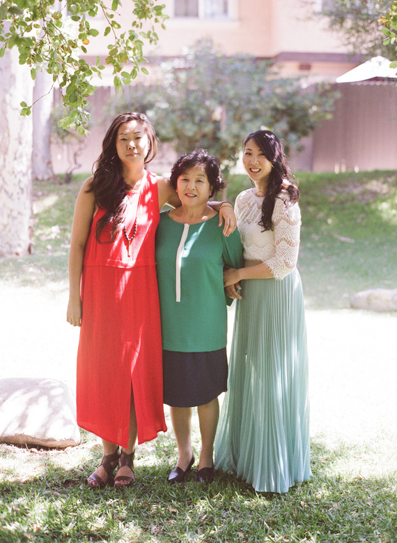 Mom and kids by Christine Choi | 100 Layer Cakelet