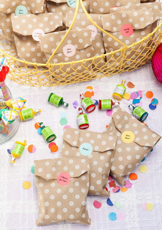 Confetti 3rd birthday from CAKE. | 100 Layer Cakelet