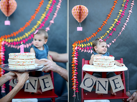 Animal parade 1st birthday | 100 Layer Cakelet