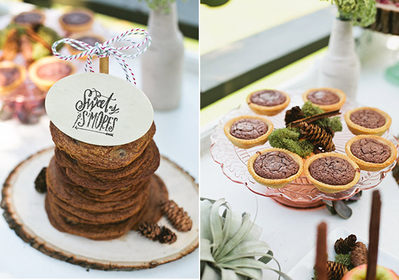 Camp themed baby shower | Amanda Watson Photography | 100 Layer Cakelet