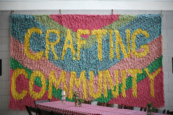 Crafting Community 2013 | 100 Layer Cakelet