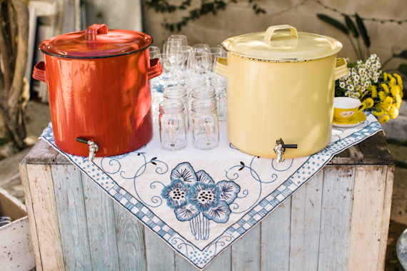 Folklore 1st birthday by Folklore Vintage Rentals | Ashley Kelemen Photography | 100 Layer Cakelet