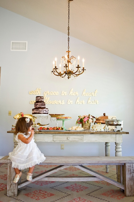 Rylie's boho second birthday | Nikki Kinowski | 100 Layer Cakelet