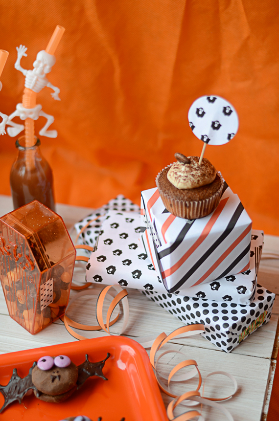 Printable Halloween Dessert And Decor Ideas 100 Layer