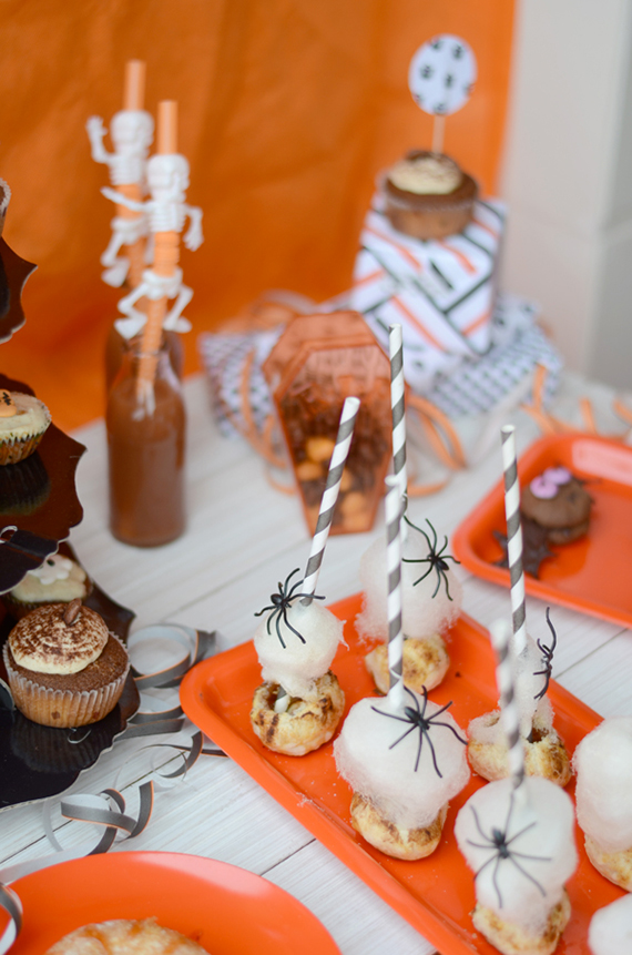 Halloween dessert ideas from Almalu's Place | 100 Layer Cakelet