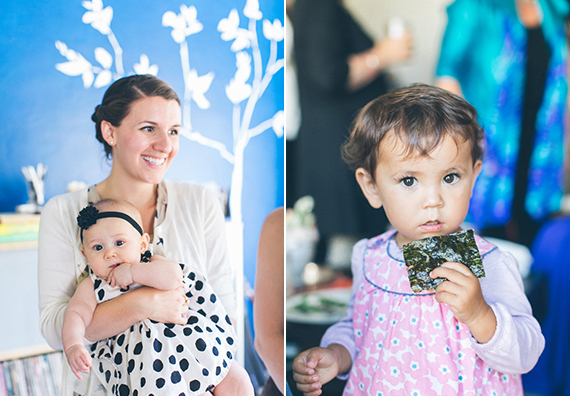Amelia's sweet pea baby shower | Gather West Photography | 100 Layer Cakelet