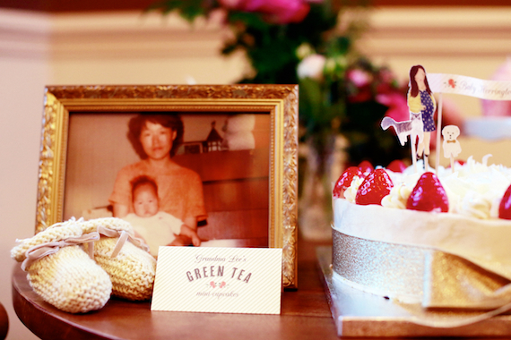 Mary's London baby shower | Aneta Mak | 100 Layer Cakelet