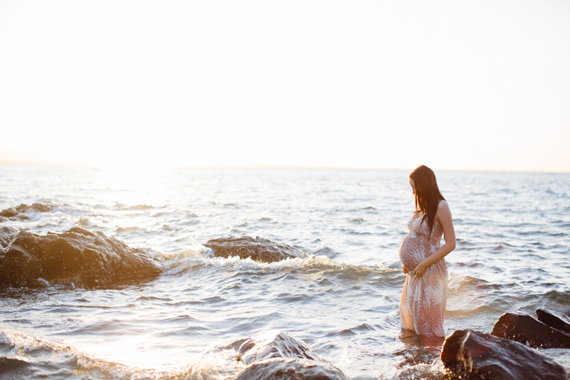 Queensland maternity photos | Marina Locke | 100 Layer Cakelet
