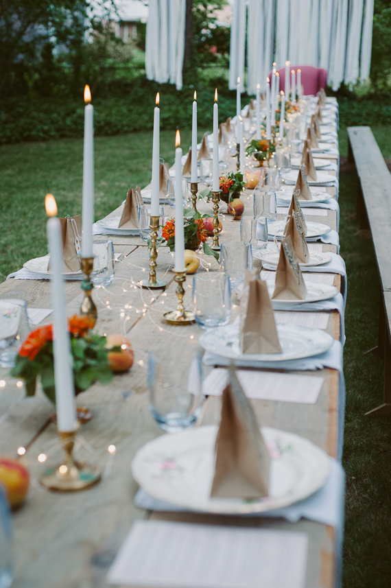 Rustic, fall adoption party | Fleurish Events | 100 Layer Cakelet