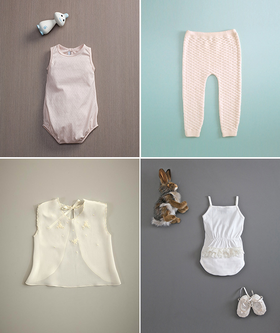 Flora and Henri children's clothing | 100 Layer Cakelet