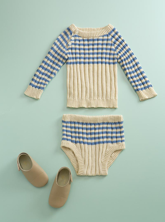 Flora and Henri children's clothing   100 Layer Cakelet