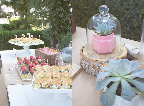 Kelly's pink baby shower | 100 Layer Cakelet
