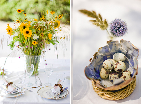 Bohemian Napa wedding by Julia Lake Parties | Nancy Neil | 100 Layer Cakelet