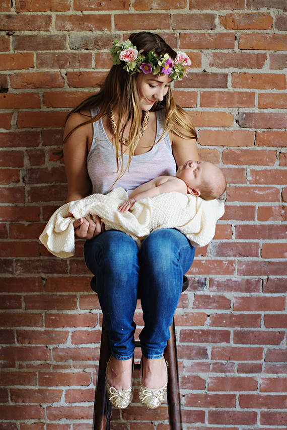 Seattle newborn photos by Adele Cabanillas | 100 Layer Cakelet