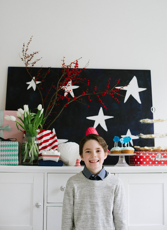 How to Catch a Star birthday party | Tina Fussell | 100 Layer Cakelet