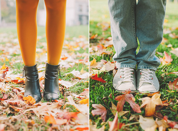 Fall maternity photos in Milan, Italy | Les Amis | 100 Layer Cakelet