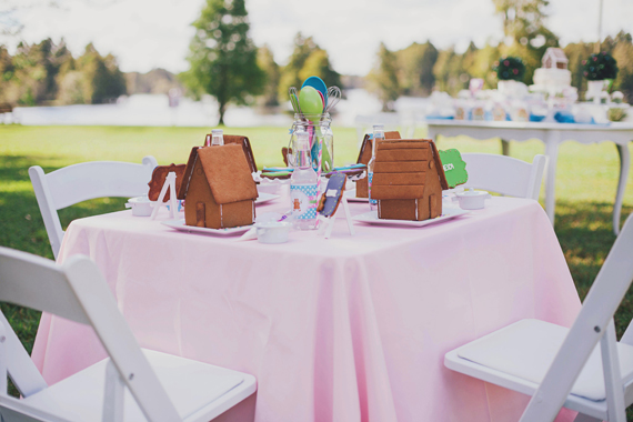 Gingerbread party by Twinkle Twinkle Little Party | Renee Nicole Photography | 100 Layer Cakelet
