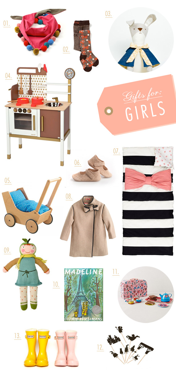 Gift guide for girls | 100 Layer Cakelet